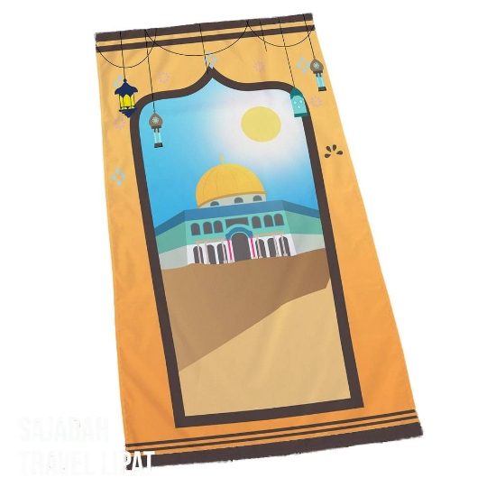 Picture of Al Aqsa Travel Prayer Mat for Kids